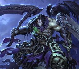Death - Darksiders 2