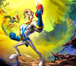Earthworm Jim - Earthworm Jim