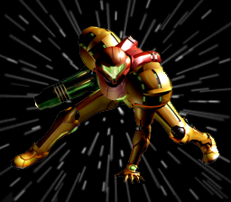 Samus - Metroid Series